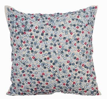 Diseñador Marfil fundas para almohadas, lentejuelas 3d ...