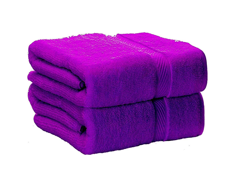 Black 100cmx200cm Hotel Quality Bath Sheets Z S 100/% Luxury 2X Egyptian Cotton Extra Large Super Jumbo Bath Sheets