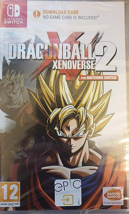 Dragon Ball Xenoverse 2 (Code in a Box): Amazon.es: Videojuegos