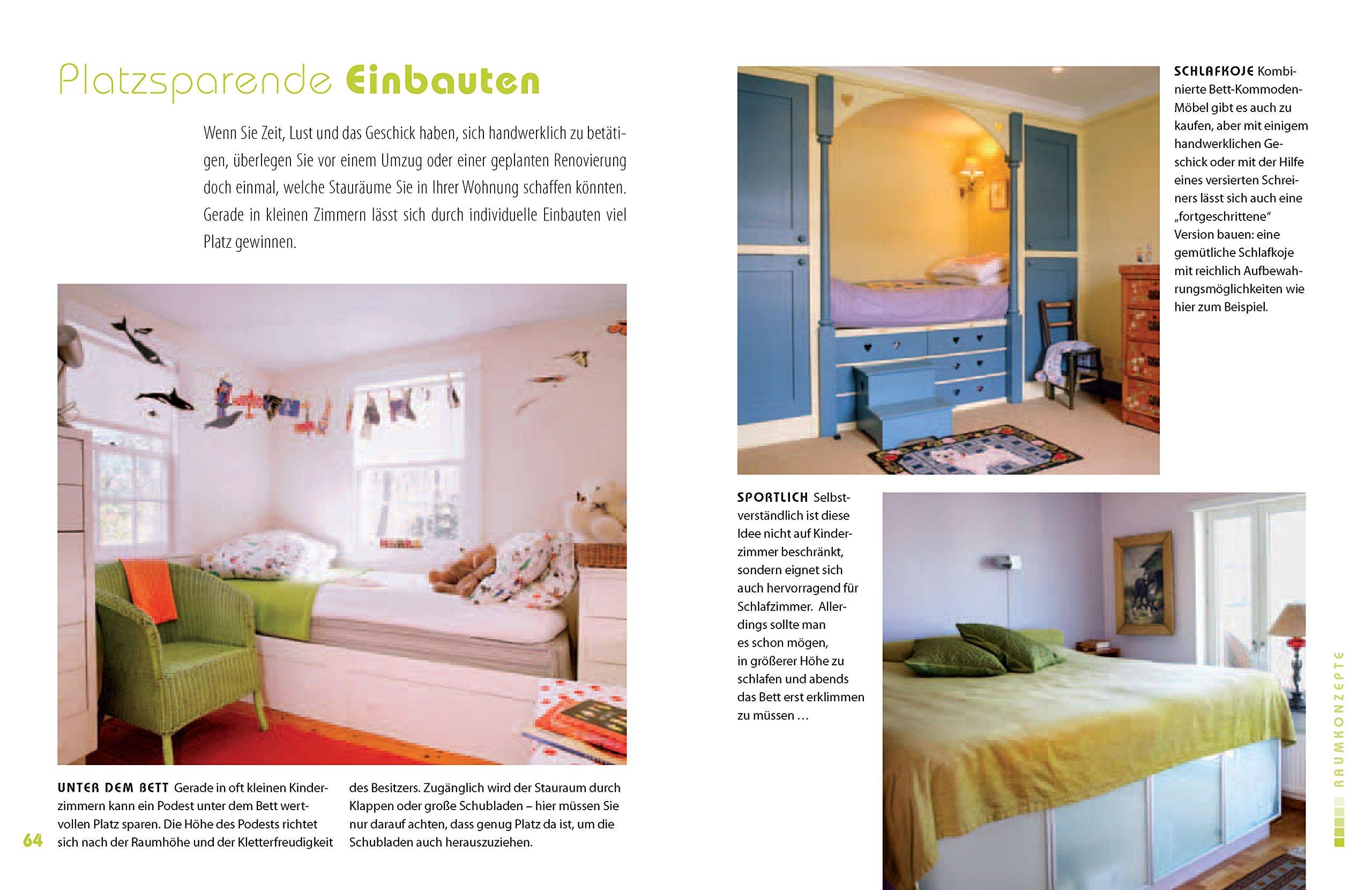 Kleine Räume ganz groß: Kreative Ideen, geniale Lösungen: Amazon.de ...