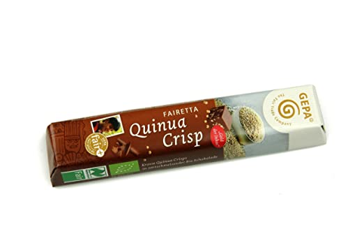 Gepa Chocolatina Quinua Pops Bio - 45 gr