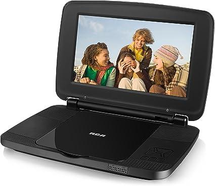 RCA reproductor de DVD portátil 9 pantalla LCD drc99392e: Amazon.es: Electrónica