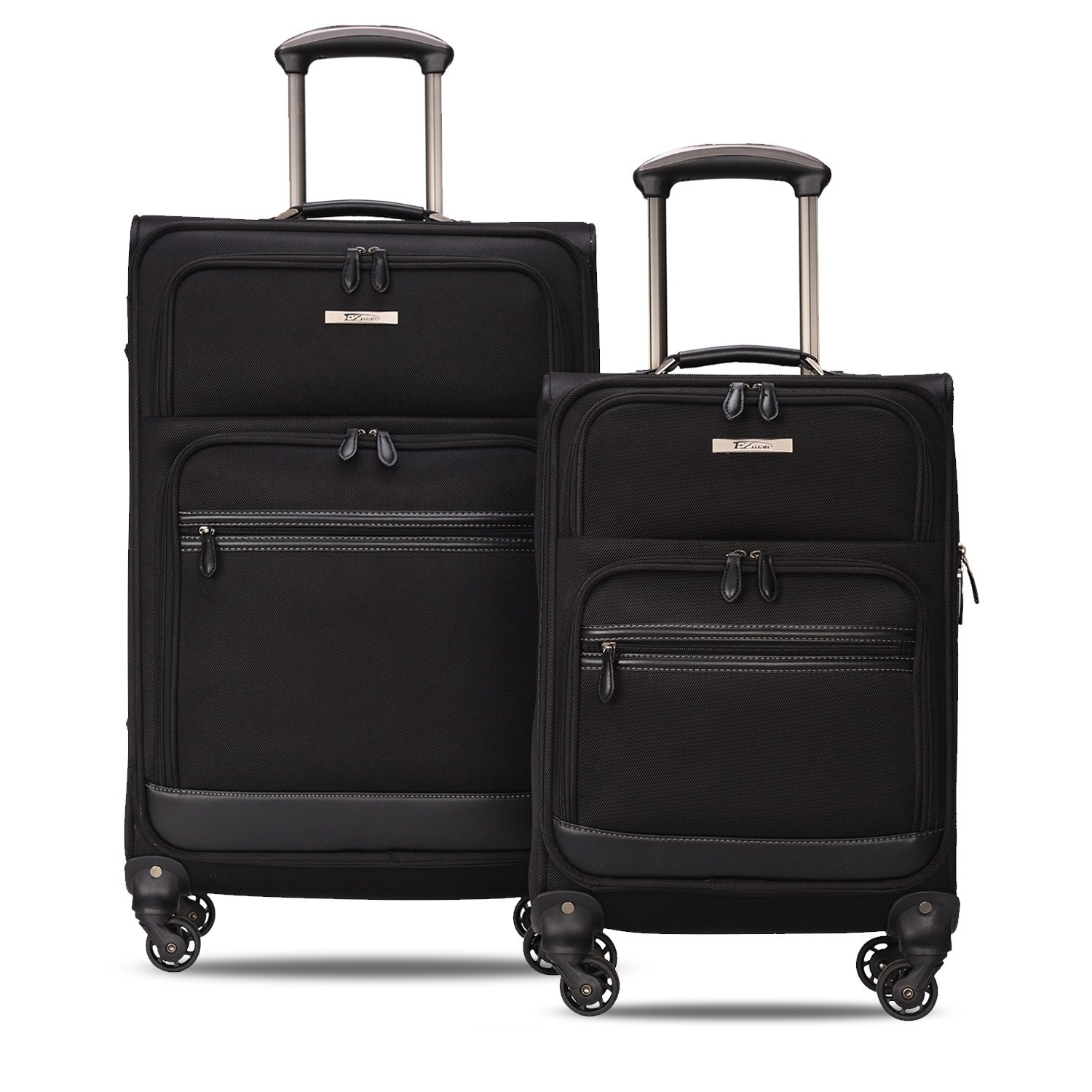 luggage Sets Spinner Wheels -For Business,Travel, Students,Men,Women, Heavy - Duty (18'', 24'')