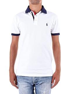 Camiseta Manga Larga Polo RALPH LAUREN Rayas Navy: Amazon.es: Ropa ...