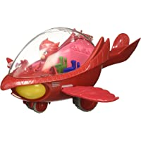PJ Masks - Vehículo Deluxe Búho Delta (BUHITA)