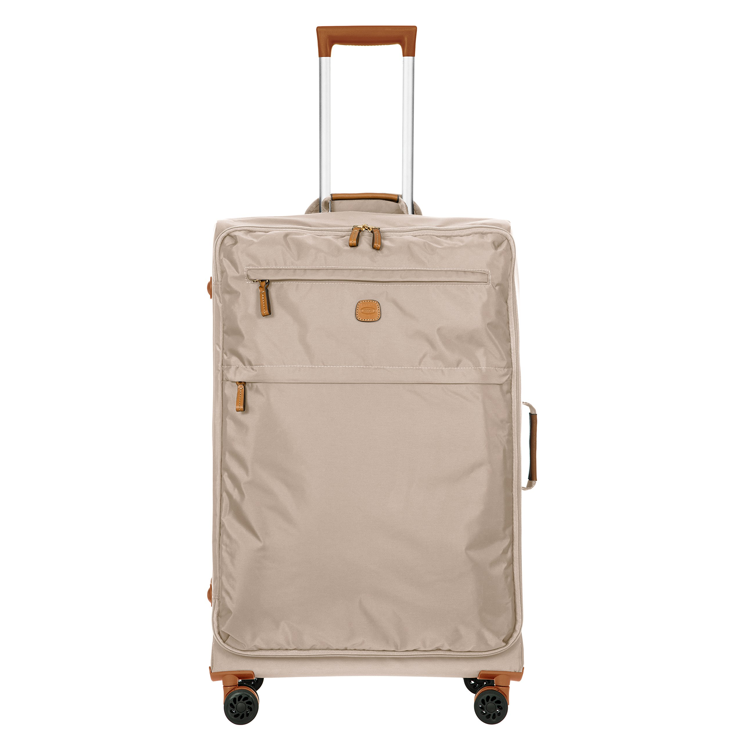 Bric's X-Bag/x-Travel 30 Inch Large Spinner with Frame, Papyrus