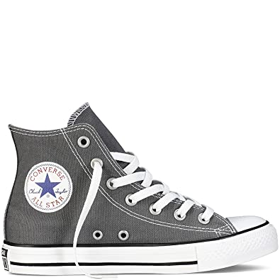 converse shoes high tops white. converse chuck taylor all star hi top charcoal(size: 14 us men\u0027s) shoes high tops white )