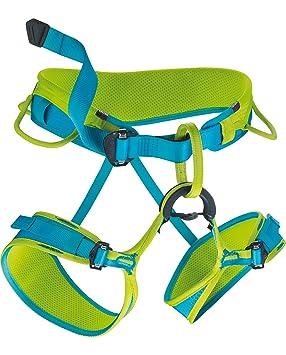 Jayne II L - Arnés - verde/azul 2015 Arnés de escalada: Amazon.es: Deportes y aire libre