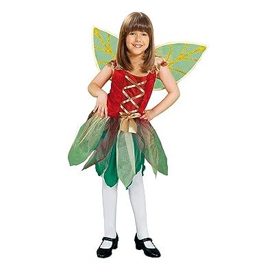 My Other Me Me-200727 Hadas Disfraz de hada del bosque para niña, Color verde, 7-9 años (Viving Costumes 200727: Juguetes y juegos