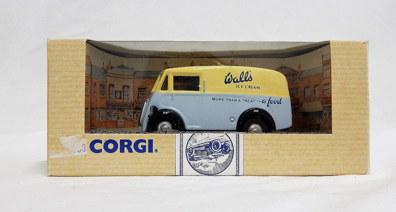 Morris J2 Birthday Cake ice cream van Model Car