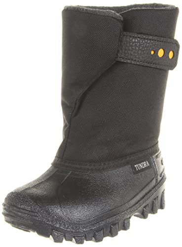 Toddler's TWIN TUNDRA Waterproof Snow Boot Rated -25F/-32C Size 5