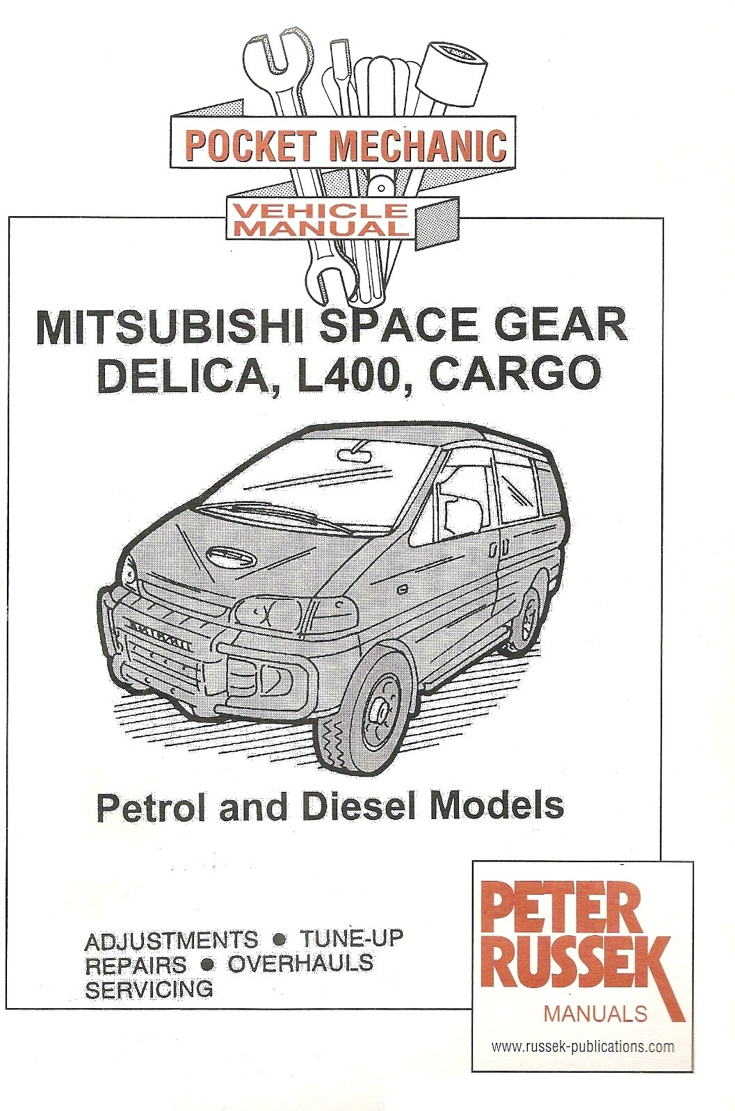 815lmrVHudL pocket mechanic for mitsubishi space gear, l400, delica, cargo mitsubishi delica l400 wiring diagrams download at alyssarenee.co