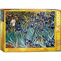 Eurographics 1000 parça - Vincent van Gogh kılıç zambakları