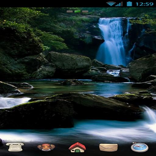 Nova Waterfall - WATERFALL THEME 3D