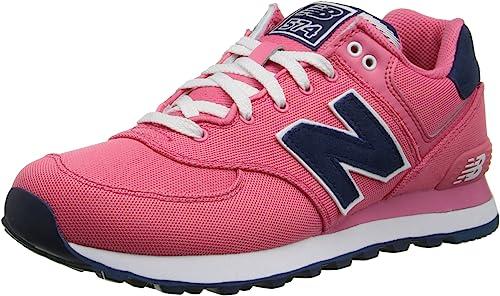 New Balance 574 Pique Polo Pack, Zapatillas para Mujer, Rosa ...