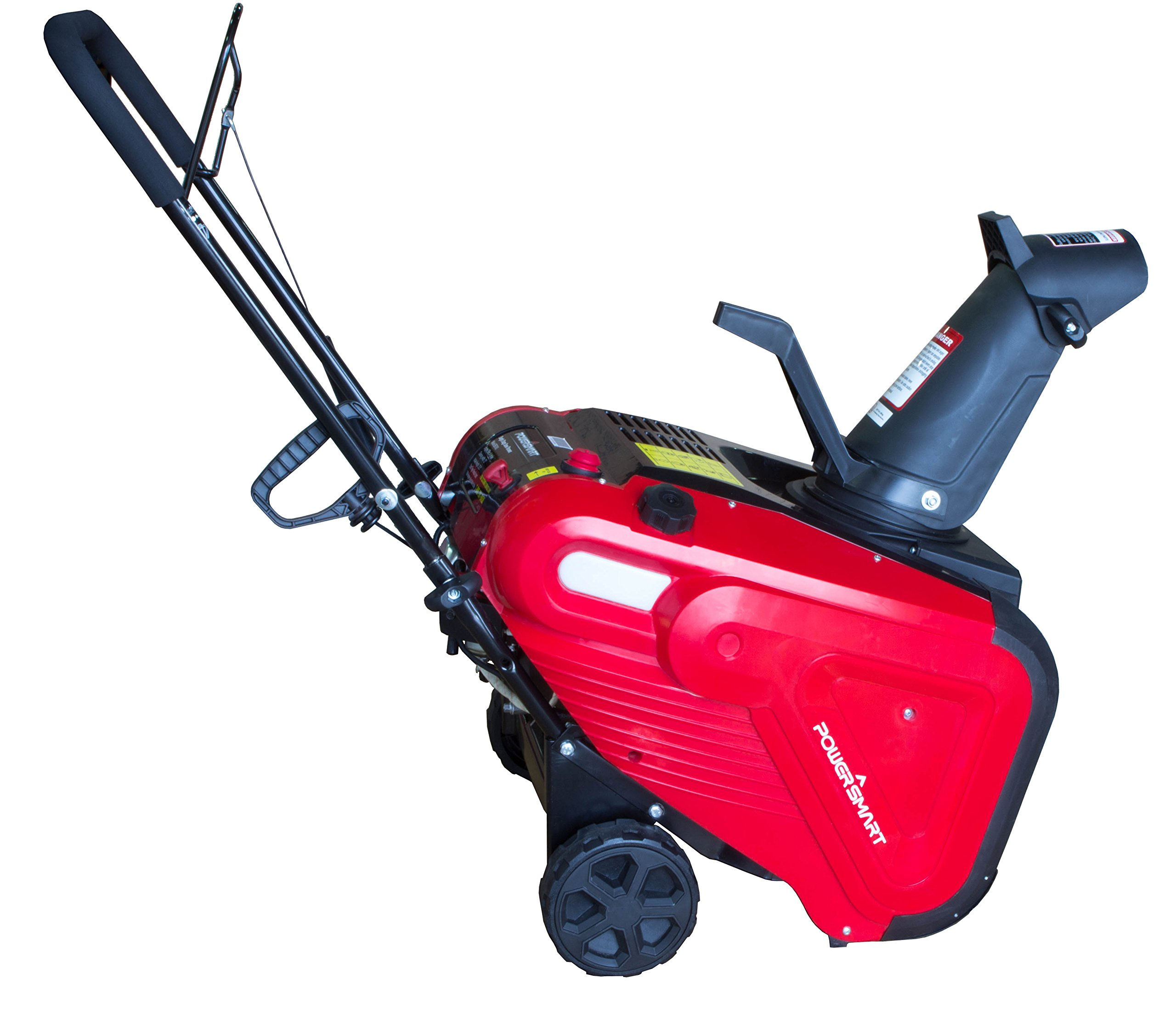 Power Smart DB7005 21 Inch 196 cc Single Stage Snow Thrower