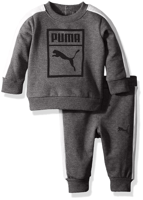 PUMA Baby Boys Heritage 2 Piece Set