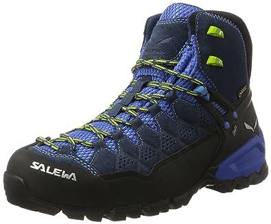 Salewa Alpine Trainer Mid Gore-Tex Walking Boots - SS17-7 - Black 925874064