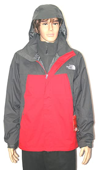 ae5e77860b1f THE NORTH FACE AUTHENTIC MEN S SAULA TRICLIMATE 3 IN 1 JACKET HyVent ...