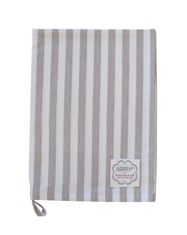 Geschirrhandtuch Big Stripes Streifen Küche Textilien Krasilnikoff Danish Design