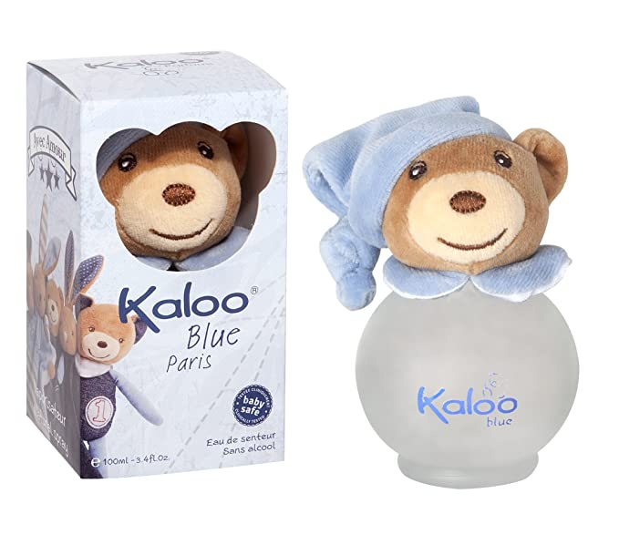 Kaloo Blue Perfume Alcohol Free for Baby Boy, 3.4 Fluid Ounce