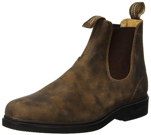 BLUNDSTONE Chisel Toe, Botas Unisex Adulto, Marrón (Rustic Brown),: Amazon.es: Zapatos y complementos