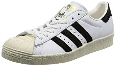 Adidas Superstar 80s (BB2231) Weiszlig; 42 2/3 EU