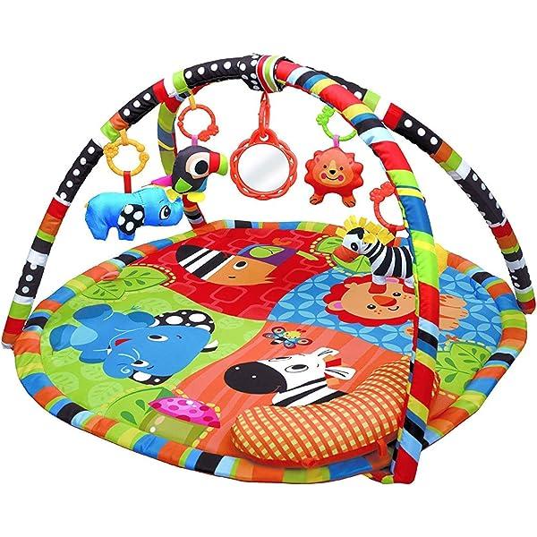 Babies Large Dinosaur Play mat Activity Mat Baby Play gym