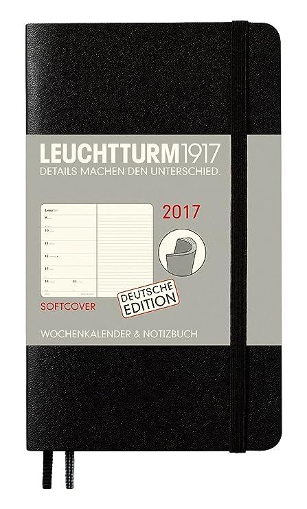 Leuchtturm1917 348208 - Agenda 2017 (formato A6, incluye ...