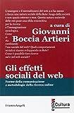 Gli effetti sociali del web. Forme della comunicazione e metodologie della ricerca online