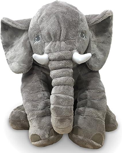 Mini Elephant Soft Plush Toy Stuffed Animal Dolls Baby Kids use l