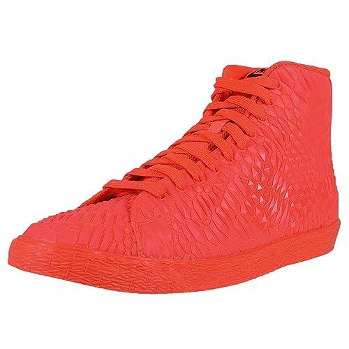 online store dc4c0 19ae8 Nike Unisex - Adulto W Blazer Mid DMB Scarpe Sportive Arancione Size  44  1 2  Amazon.it  Scarpe e borse