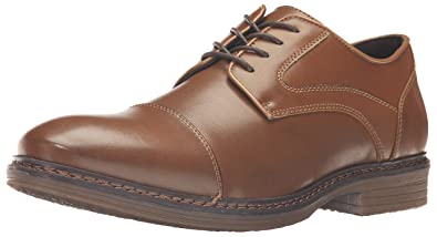 IZOD Men's Nash Oxford, Tan, ...