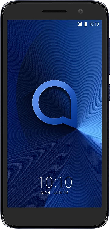 Alcatel 5033D 1 2019, Smartphone, Azul