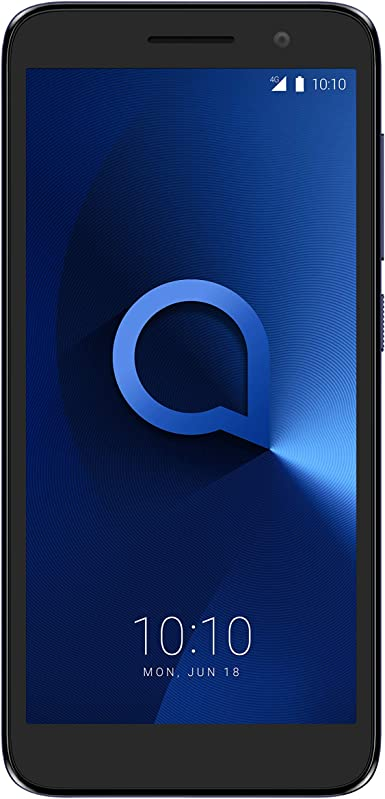 Alcatel 5033D 1 2019, Smartphone, Azul: Alcatel: Amazon.es ...