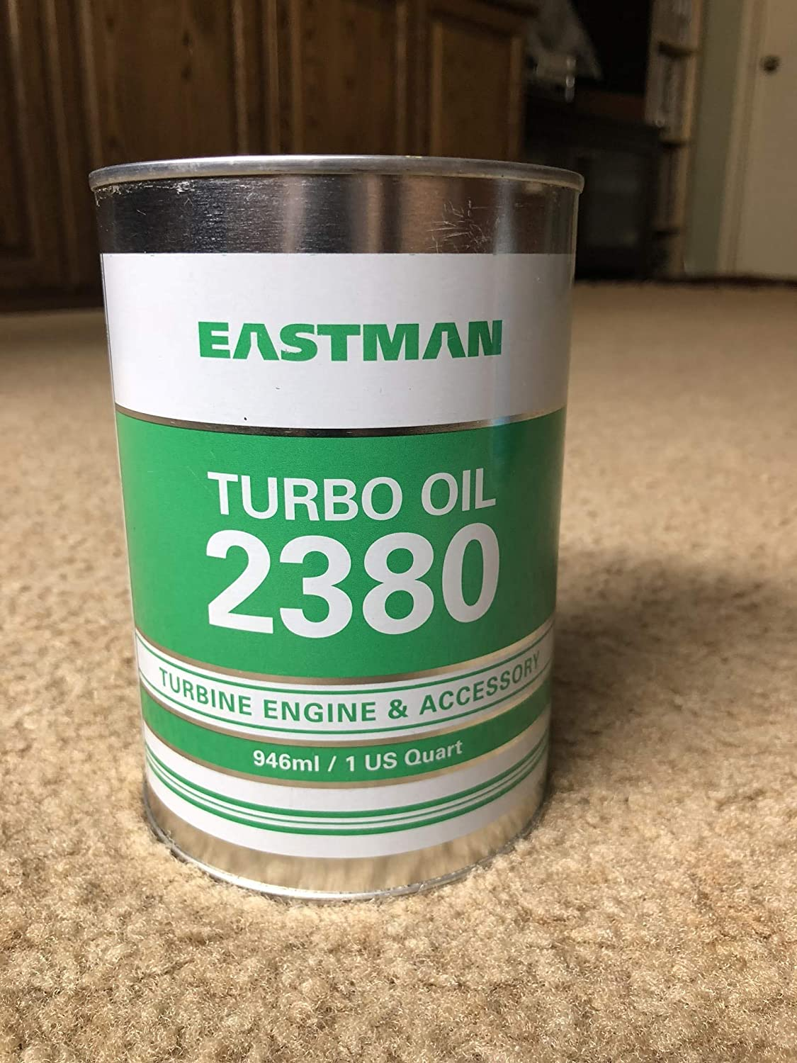 Amazon.com: Air BP - 2380 Turbine Oil - MIL-PRF-23699 - Quart: Everything  Else