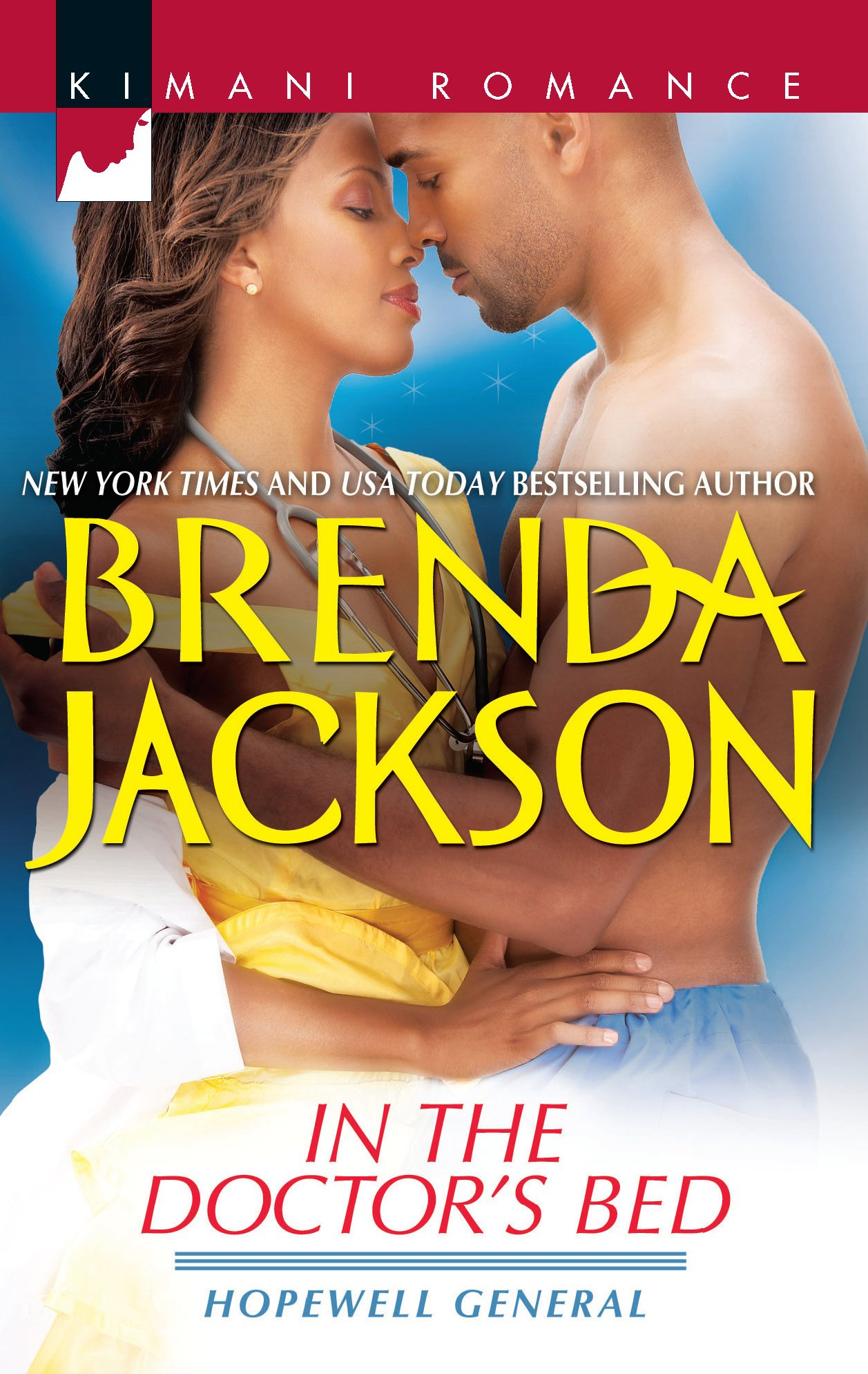 Amazon.com: In the Doctor's Bed (Hopewell General) (9780373862207): Brenda  Jackson: Books