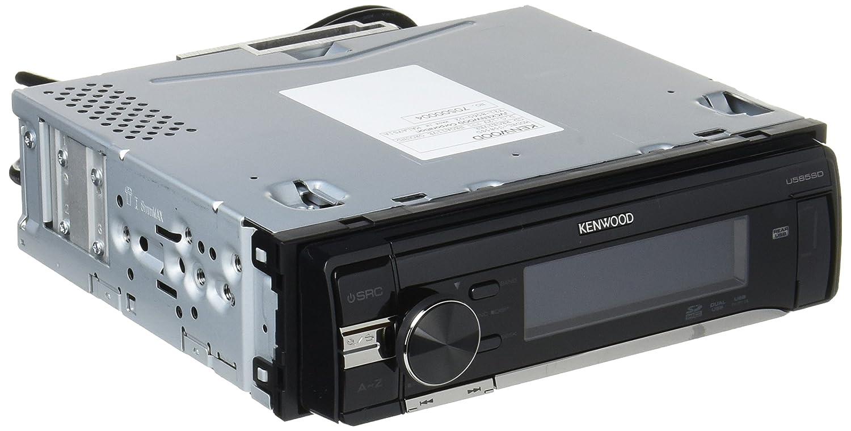 [KENWOOD/ケンウッド] MP3/WMA/AAC/WAV対応 CD/USB/SDレシーバー 【品番】 MP3/WMA対応U585SD B00B59VWES