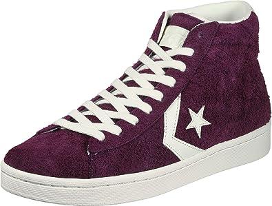 Converse Pro Leather - Mid -Dark Sangria/Egret/Egret - Unisex 157691C |