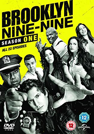 Image result for brooklyn 99 season 1 poster