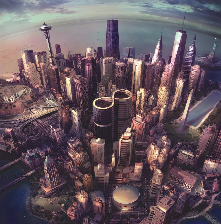 Vinilo : Foo Fighters - Sonic Highways (Gatefold LP Jacket, 180 Gram Vinyl, Digital Download Card)