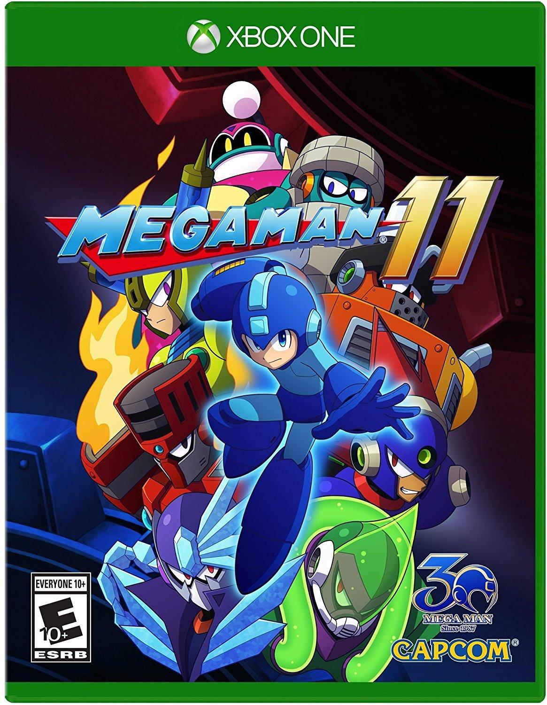 Mega Man 11 for Xbox One [USA]: Amazon.es: Capcom U S A Inc: Cine ...