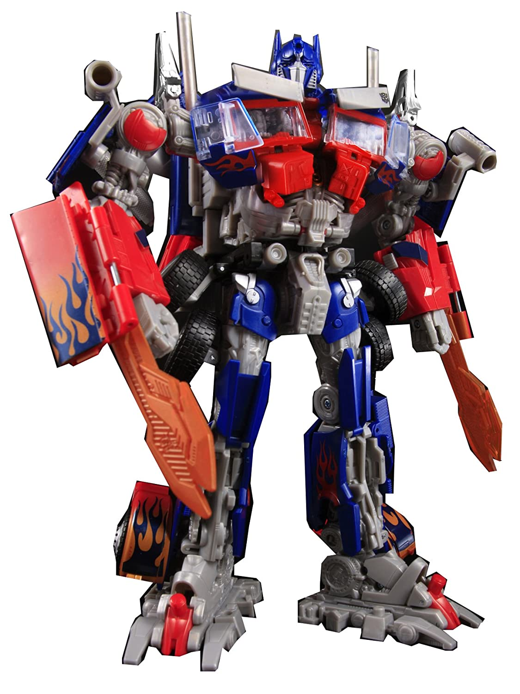 Transformers Revenge RA-01 Optimus Prime Action Figure (japan import)