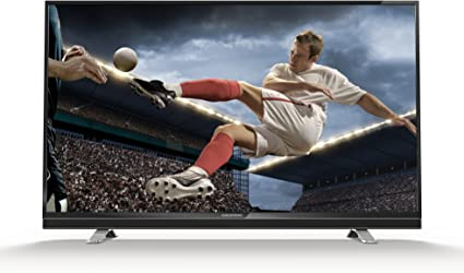 Grundig 49 VLE 8570 BL - Televisor (124 cm/49