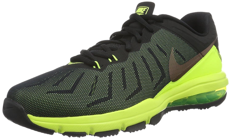 the best attitude c4dab a53fd Nike Air MAX Full Ride TR, Zapatillas de Senderismo para Hombre, Negro  Black-Volt, 43 EU: Amazon.es: Zapatos y complementos