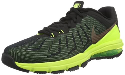 timeless design 2e585 82053 Nike Men s Air Max Full Ride TR Cross Trainer Black Volt Noir 13