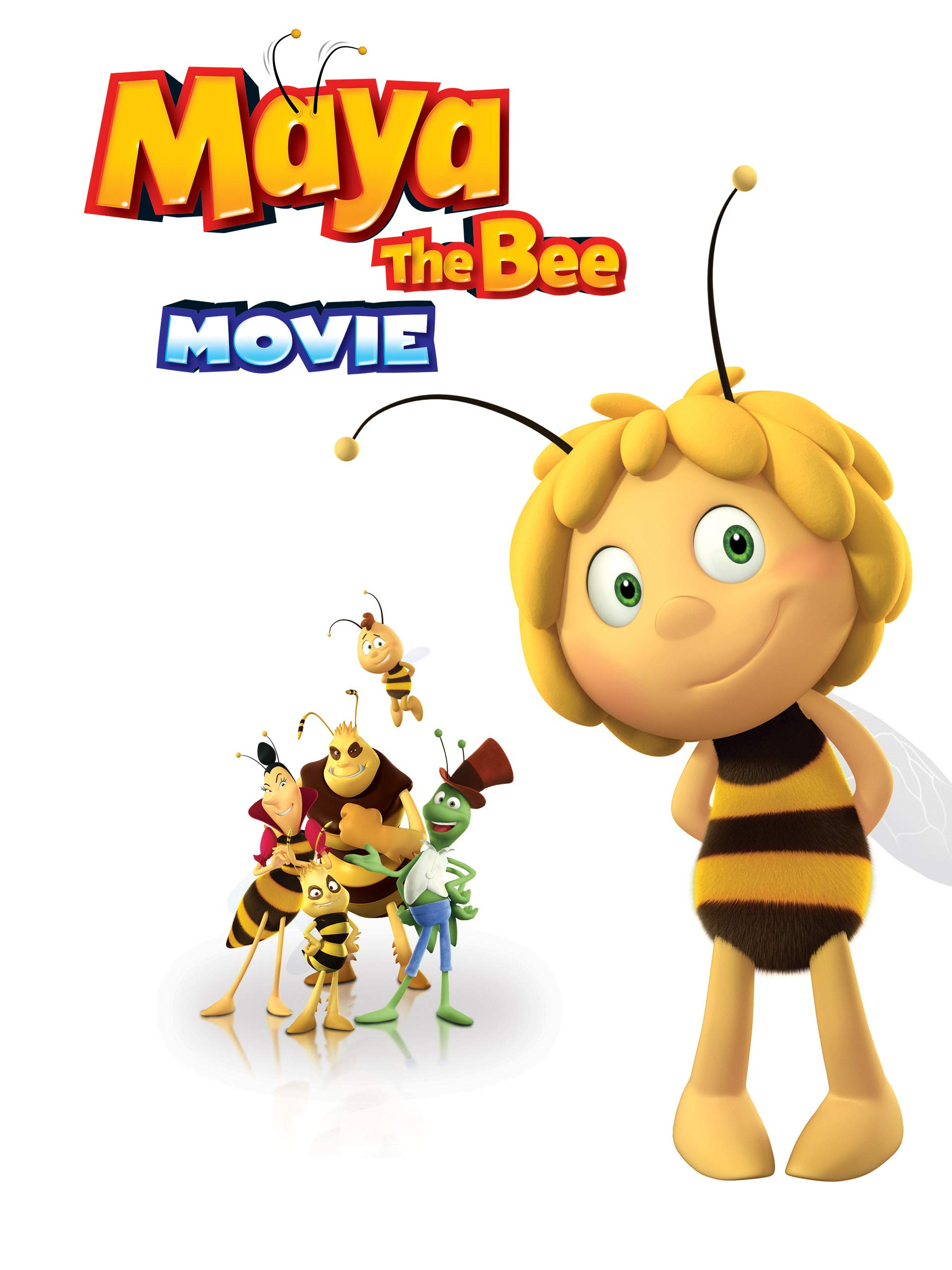 maya the bee movie 2015