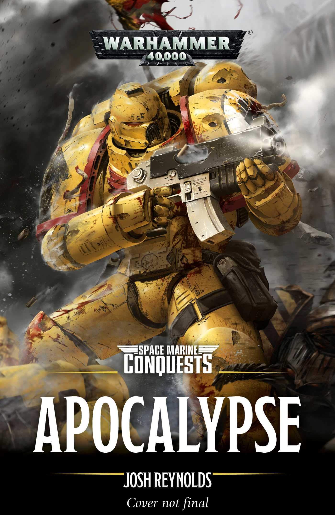 Amazon com: Apocalypse (Space Marine Conquests) (9781784969554