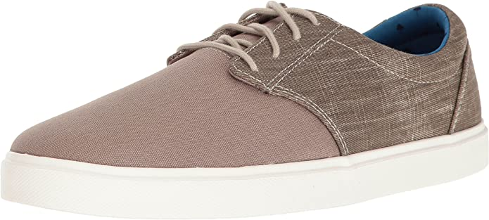 TALLA 45 EU. Crocs Citilane Canvas Lace, Zapatos de Cordones Oxford Hombre