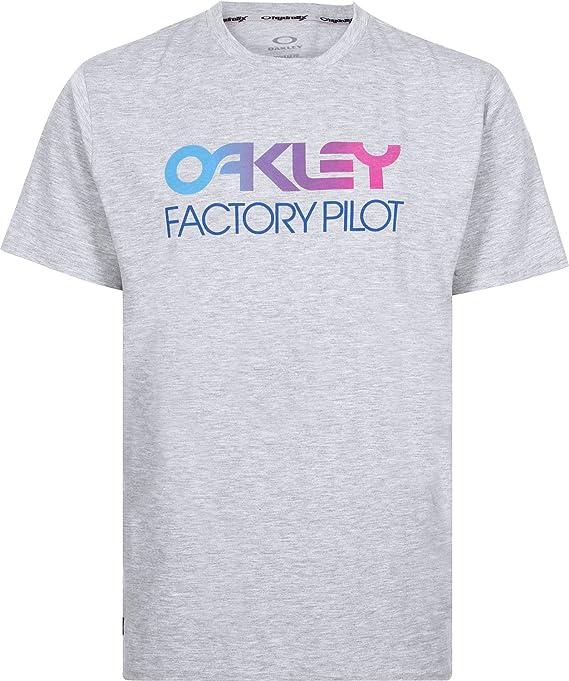 Oakley - Camiseta - Casual - para Hombre: Oakley: Amazon.es: Deportes y aire libre